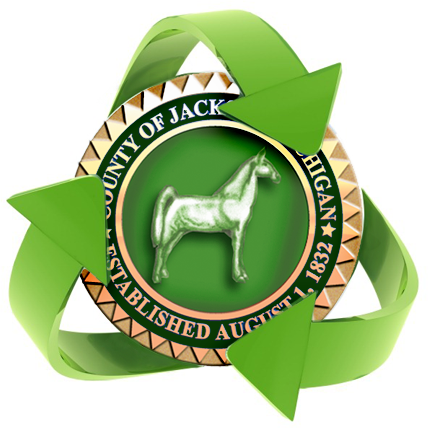 Jackson County Recycling Logo