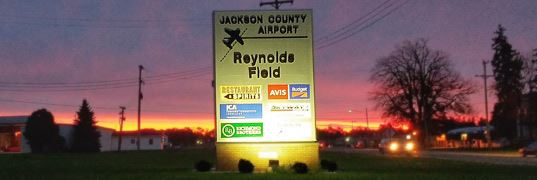 Jackson County Airport - Reynolds Field