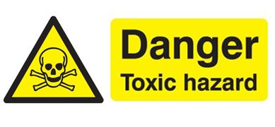 Danger - Toxic Hazard