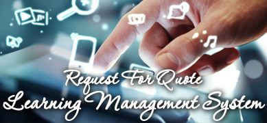 RFQ - Learning Management System