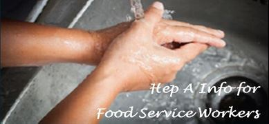 A Hep - Info for Food Service Workers