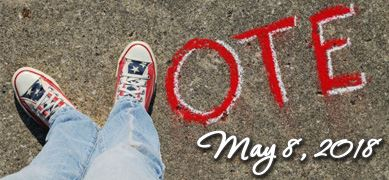 Vote in the May 8th Election