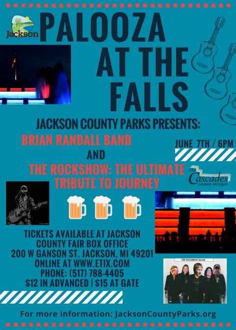 PALOOZA at the FALLS-Flyer