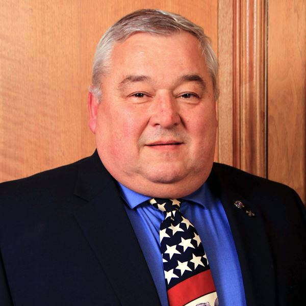District 5 Commissioner, Chairman Jim Shotwell