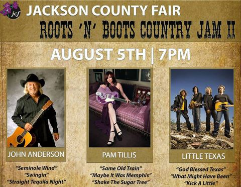 August 5, 2018 - Roots 'N' Boots Country Jam II